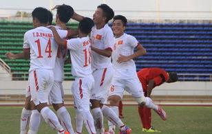 U19 Việt Nam chính thức giành vé dự vòng chung kết U19 châu Á 2016
