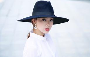 """Minh Hằng là ca sĩ duy nhất hát tại Chung kết """"Project Runway"""""""