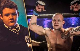 Diễn viên phim Harry Potter trở thành võ sĩ MMA chuyên nghiệp