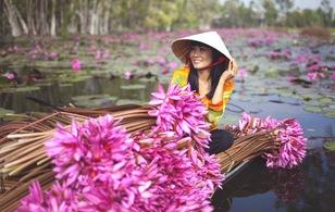 Phương Thanh dịu dàng, đằm thắm trong MV tuyệt đẹp về quê hương