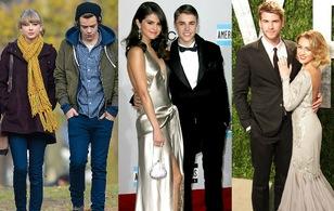 Taylor, Selena, Miley: Chia tay càng đau khổ, sự nghiệp càng lên hương