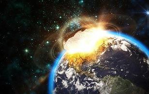 """Xem Ngày tận thế của Trái đất qua clip mô phỏng sống động đến """"rùng mình"""""""