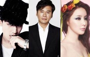 Rộ nghi vấn Park Bom rời 2NE1, Seungri (Big Bang) tương lai mờ mịt