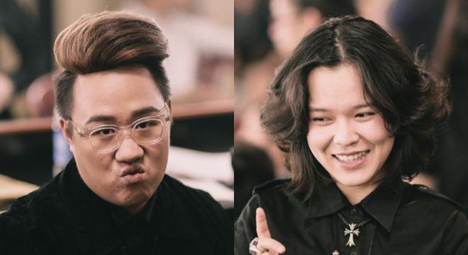 """Sau Gala WeChoice Awards 2016, mối quan hệ của Tiên Tiên và Trung Quân Idol đã """"gương vỡ lại lành"""""""