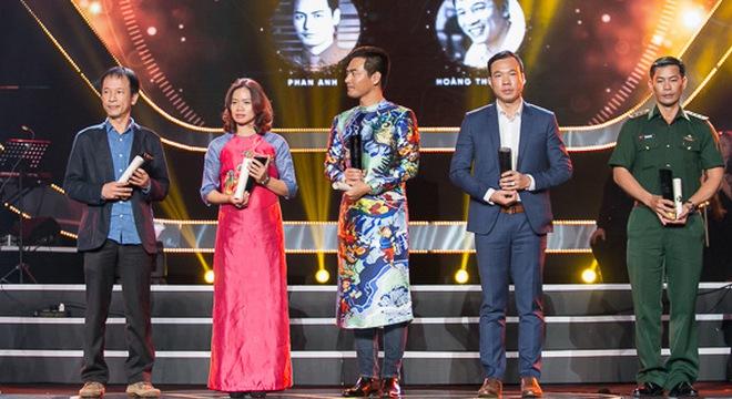 Top 5 đại sứ truyền cảm hứng WeChoice Awards 2016, họ là ai?