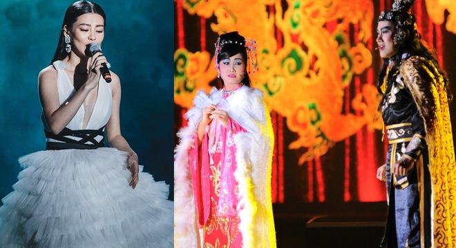 """""""Nổi da gà"""" với màn tái hiện nhạc phim """"Song Lang"""" và """"Người Bất Tử"""" đầy cảm xúc trên sân khấu Gala WeChoice Awards 2018"""