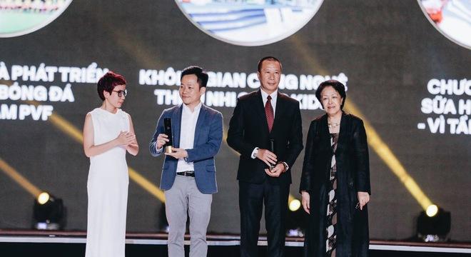 WeChoice Awards 2018 vinh danh 3 dự án CSR có đóng góp tích cực đến xã hội, đời sống người dân trong năm qua