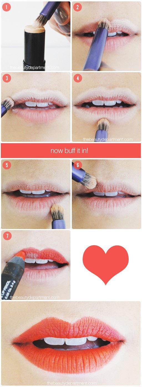 10 tips không bao giờ cũ với các cô nàng nghiện son môi - Ảnh 3.