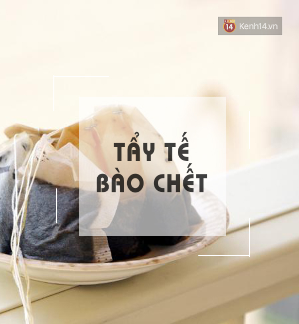 Bạn sẽ không bao giờ vứt trà túi lọc đi nữa khi biết công dụng trị mụn, mượt tóc của nó! - Ảnh 8.
