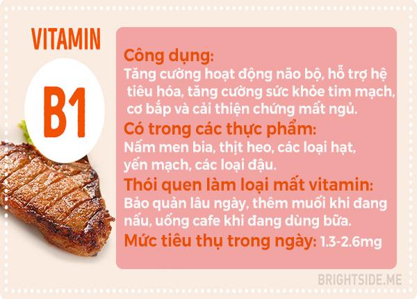 Ăn gì để đầy đủ vitamin cho sức khỏe toàn diện? - Ảnh 2.