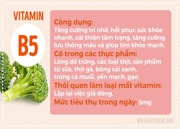 Ăn gì để đầy đủ vitamin cho sức khỏe toàn diện? - Ảnh 3.