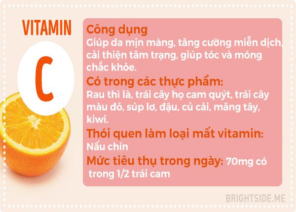 Ăn gì để đầy đủ vitamin cho sức khỏe toàn diện? - Ảnh 4.