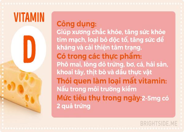 Ăn gì để đầy đủ vitamin cho sức khỏe toàn diện? - Ảnh 5.