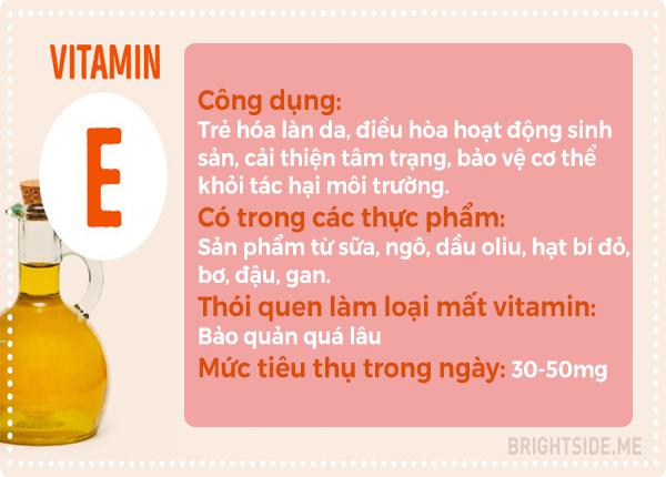 Ăn gì để đầy đủ vitamin cho sức khỏe toàn diện? - Ảnh 6.