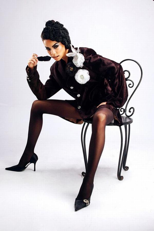 Đào lại những bộ ảnh thời trang thuở chân quê của 3 Giám khảo The Face Việt - Ảnh 3.
