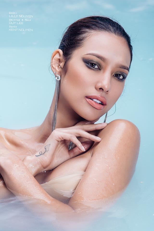 Xem lại những bộ ảnh thời trang lẫy lừng một thời của các ứng viên The Face Việt - Ảnh 16.