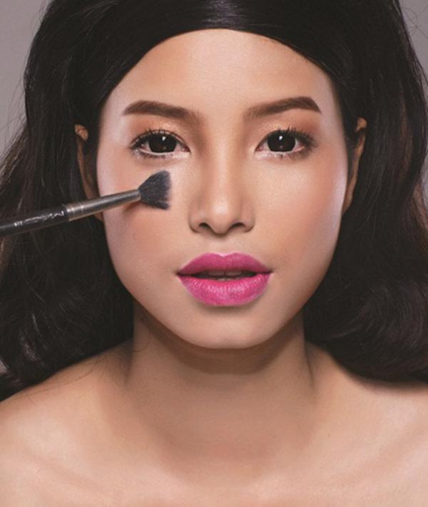 Đào lại những bộ ảnh thời trang thuở chân quê của 3 Giám khảo The Face Việt - Ảnh 21.