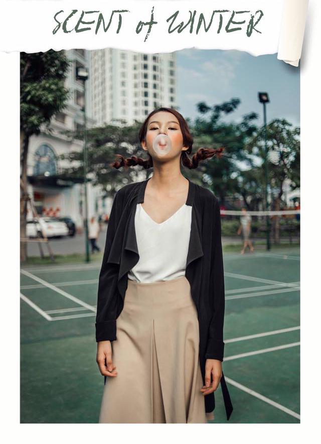 Xem lại những bộ ảnh thời trang lẫy lừng một thời của các ứng viên The Face Việt - Ảnh 34.