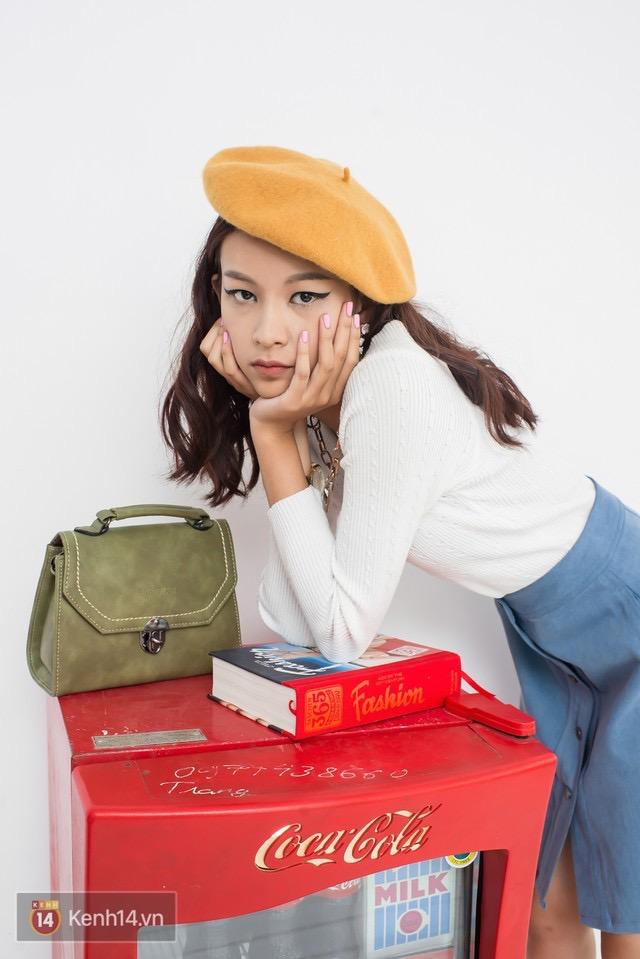 Xem lại những bộ ảnh thời trang lẫy lừng một thời của các ứng viên The Face Việt - Ảnh 35.