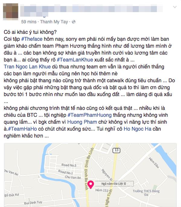 Trình độ catwalk của team Phạm Hương ra sao mà khiến khán giả hoài nghi? - Ảnh 1.