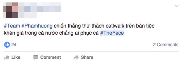 Trình độ catwalk của team Phạm Hương ra sao mà khiến khán giả hoài nghi? - Ảnh 4.