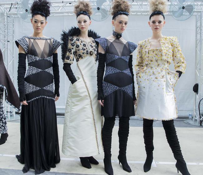Haute Couture mùa này là một bữa tiệc thị giác cho đôi mắt của bạn - Ảnh 5.