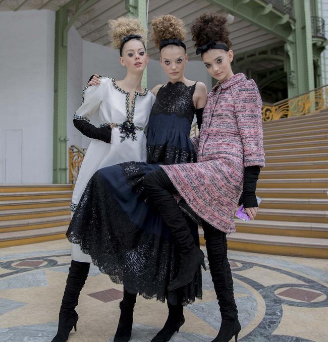 Haute Couture mùa này là một bữa tiệc thị giác cho đôi mắt của bạn - Ảnh 8.