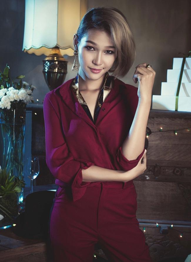Xem lại những bộ ảnh thời trang lẫy lừng một thời của các ứng viên The Face Việt - Ảnh 24.