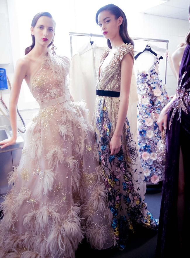 Haute Couture mùa này là một bữa tiệc thị giác cho đôi mắt của bạn - Ảnh 18.