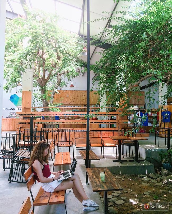 Ở Đà Nẵng cũng chẳng thiếu quán cafe đẹp như Sài Gòn hay Hà Nội đâu! - Ảnh 26.