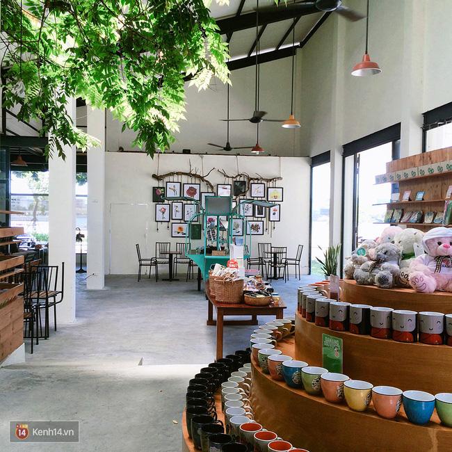 Ở Đà Nẵng cũng chẳng thiếu quán cafe đẹp như Sài Gòn hay Hà Nội đâu! - Ảnh 28.