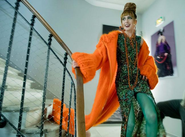Haute Couture mùa này là một bữa tiệc thị giác cho đôi mắt của bạn - Ảnh 41.
