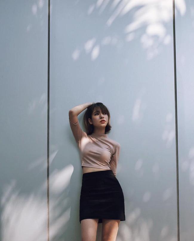 6 cô nàng hot girl Việt đang lăng xê tích cực phong cách gợi cảm - Ảnh 12.