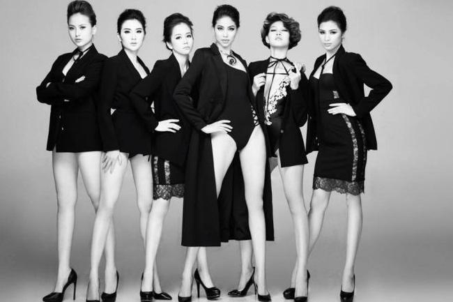 3 bộ hình thời trang của The Face Việt đã lên sóng, team nào mới thực sự xuất sắc nhất? - Ảnh 16.