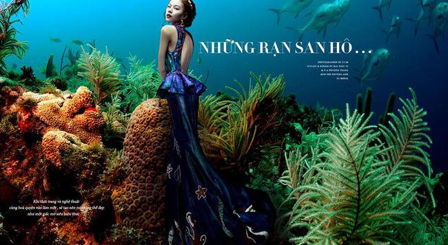 Xem lại những bộ ảnh thời trang lẫy lừng một thời của các ứng viên The Face Việt - Ảnh 36.
