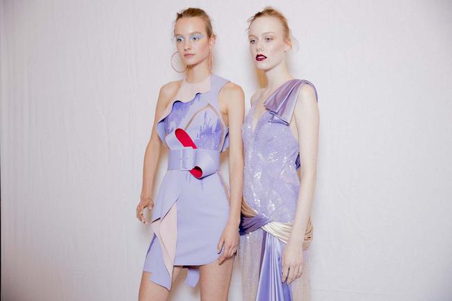 Haute Couture mùa này là một bữa tiệc thị giác cho đôi mắt của bạn - Ảnh 12.